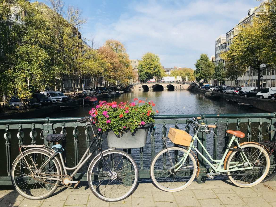 What to do during a layover in Amsterdam