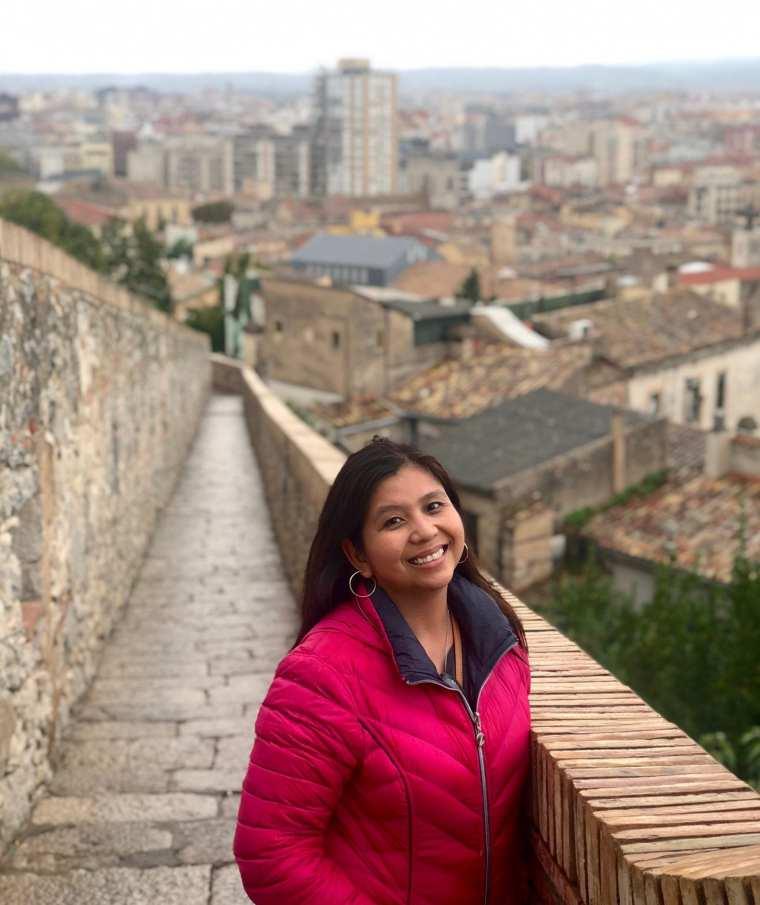 day trip to Girona, Spain