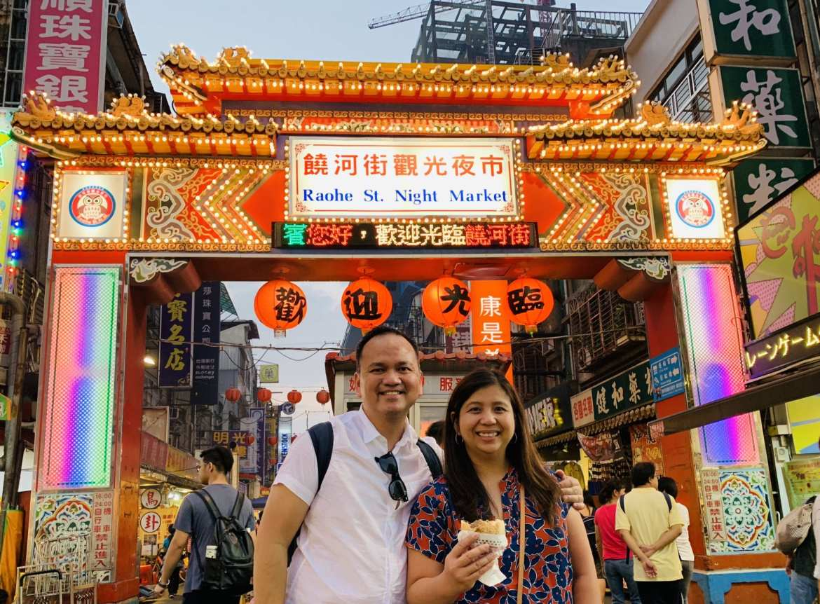 Exploring Taipei – our first 24 hours