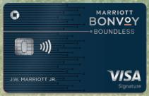 Marriott Bonvoy Boundless