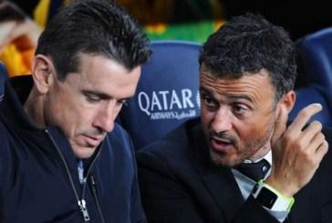 روبرتو يراهن على مساعد إنريكي لتدريب برشلونة