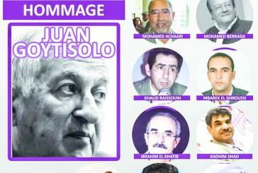 الجمعية المغربية لابن بطوطة تكرم الكاتب الإسباني الراحل خوان غويتيسولو
