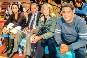 في خضم تكريم الفنانة سكينة الصفدي