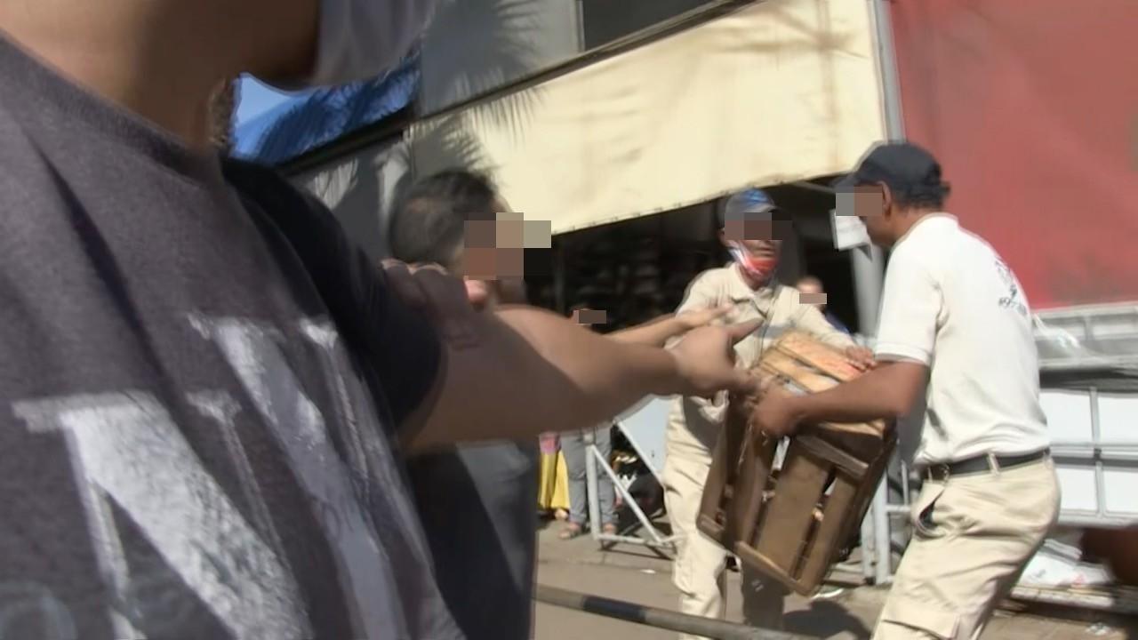 """اعتداء يطال المصور الصحفي بموقع """"أنوار بريس"""""""
