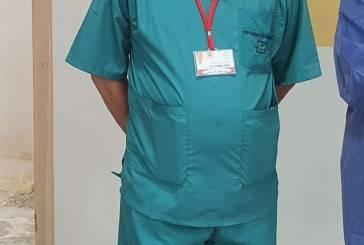 وفاة شهيد الواجب مدير مستشفى محمد الخامس الدكتور عثمان بعيد