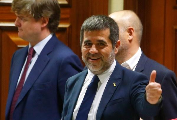 Jordi Sànchez, al Congrés dels Diputats | ACN