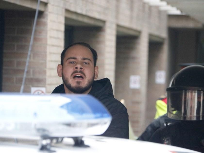 Els Mossos detenen Pablo Hasél