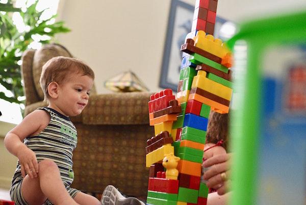 Toddler games at home
