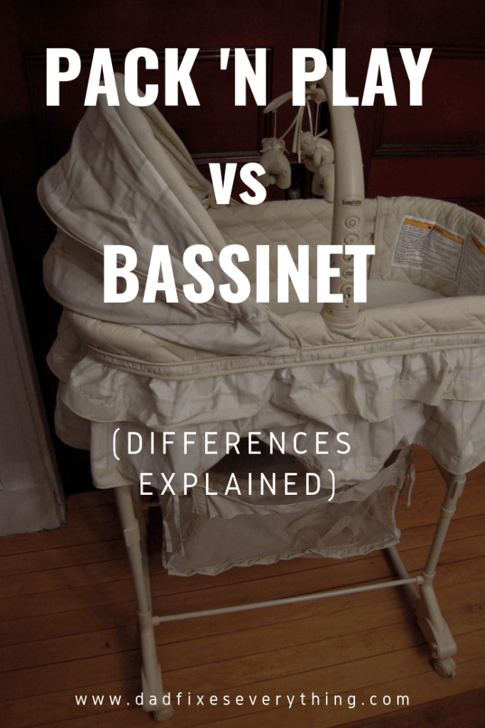Pack 'n Play vs Bassinet (Differences Explained)