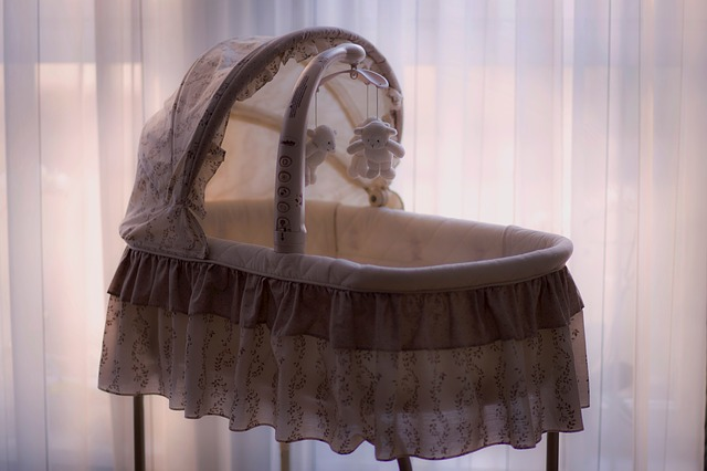 Baby hates the bassinet
