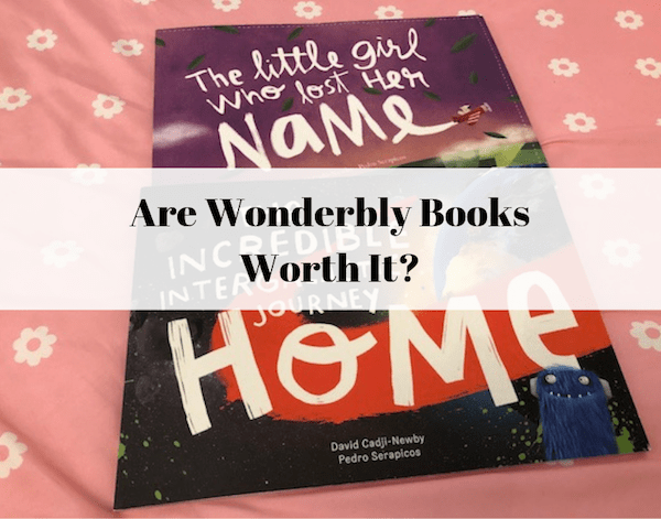 Wonderbly book review