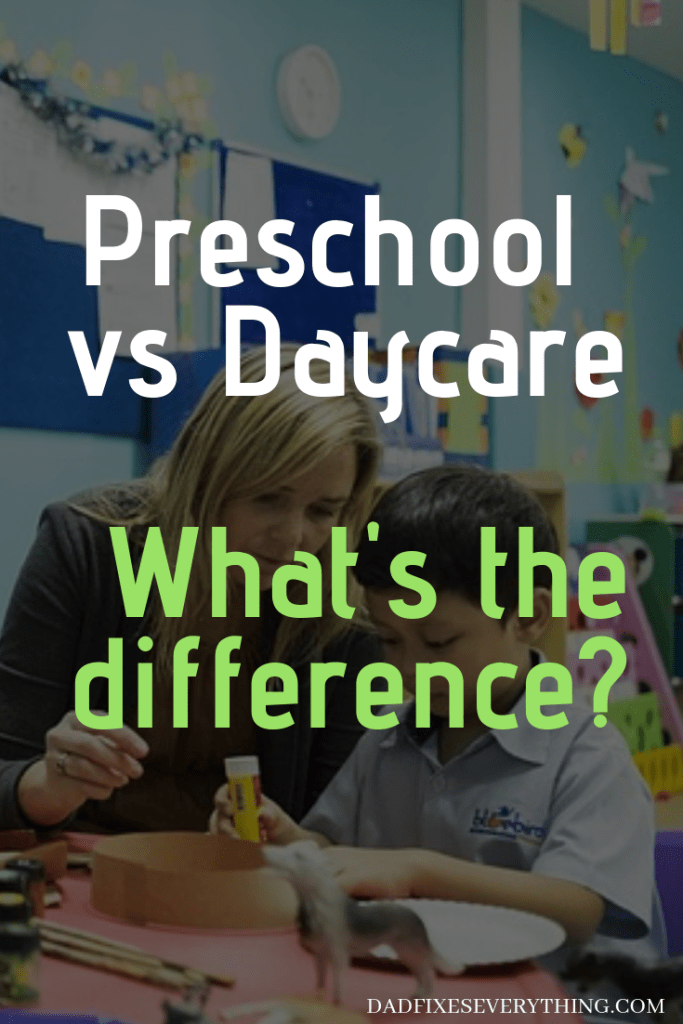 Preschool vs Daycare: Pros, Cons & Differences Explained