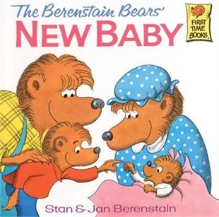 Image of the cover of the book Berenstain Bears and the New ay
