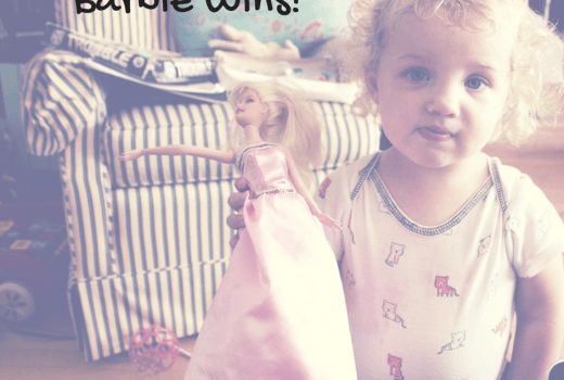 How Barbie Defeated a Dad