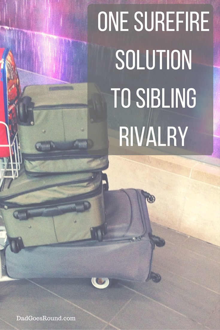 Sibling Rivalry   Best Friends   Greatest Enemies   One solution to ensure love wins the day.