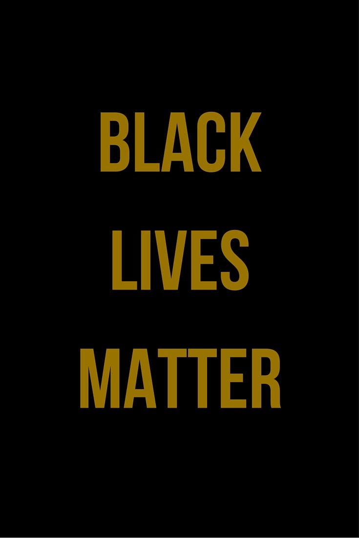 Black Lives Matter | Thoughts from a straight white guy on Black Lives Matter, Pride Toronto and the killing of black men by police in the US.