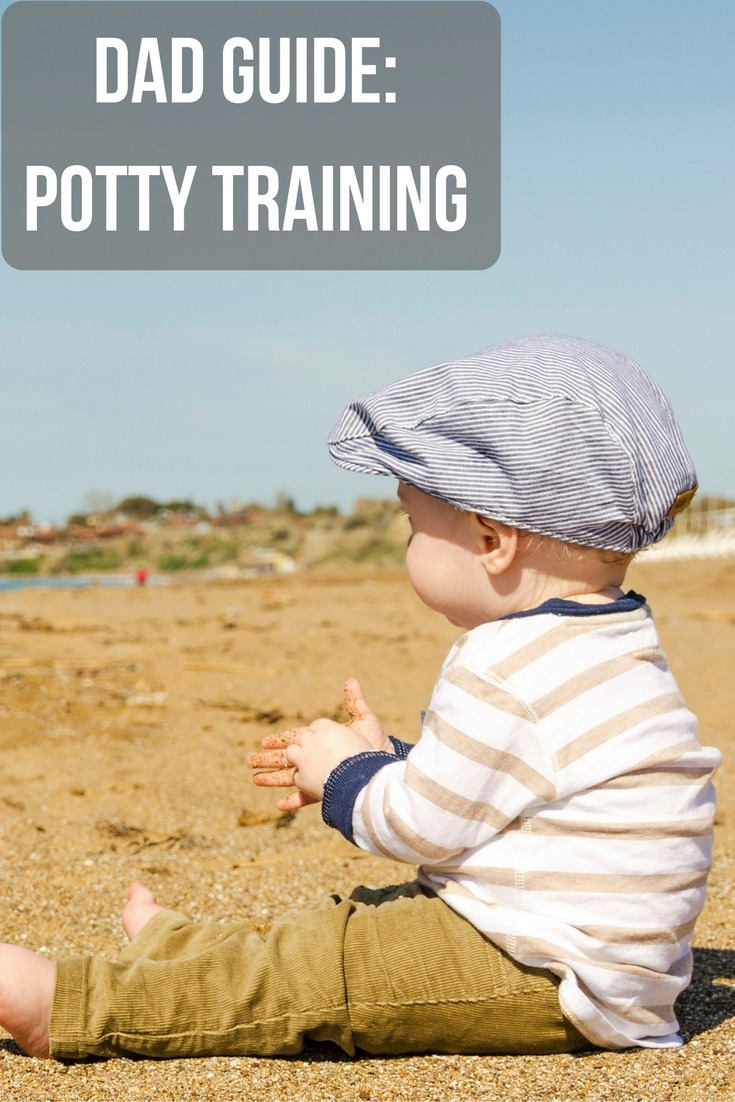 Dad Guide: Potty Training | These tips will help you achieve your potty training dreams.