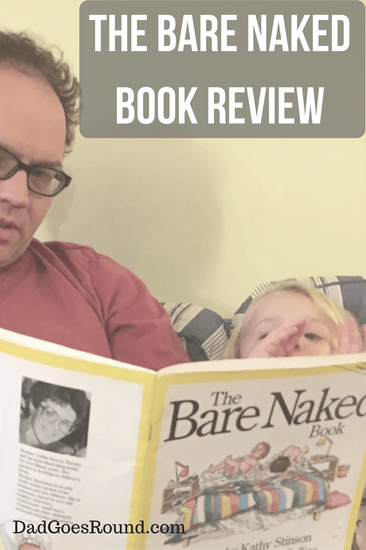 The Bare Naked Book Review | A resource for parents looking for a way to start sexual health education