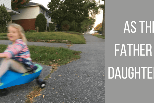 As the Father of Daughters…