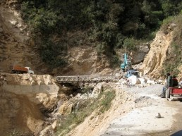 yet another bridge being repaired