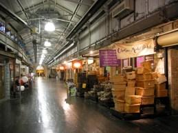 chelsea market lights, new york