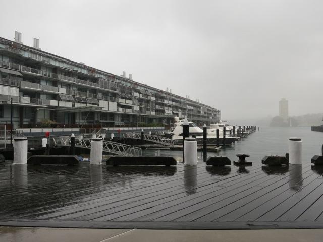 Pier 6/7 apartments
