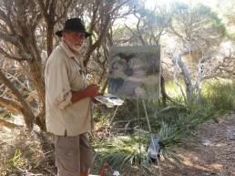 Stuart painting