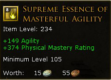 SupremeMasterfulAgility
