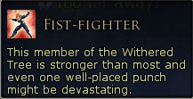 Fist-Fighter