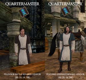 Quartermasters