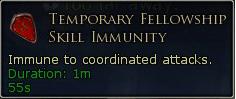 TemporaryFellowImmunity