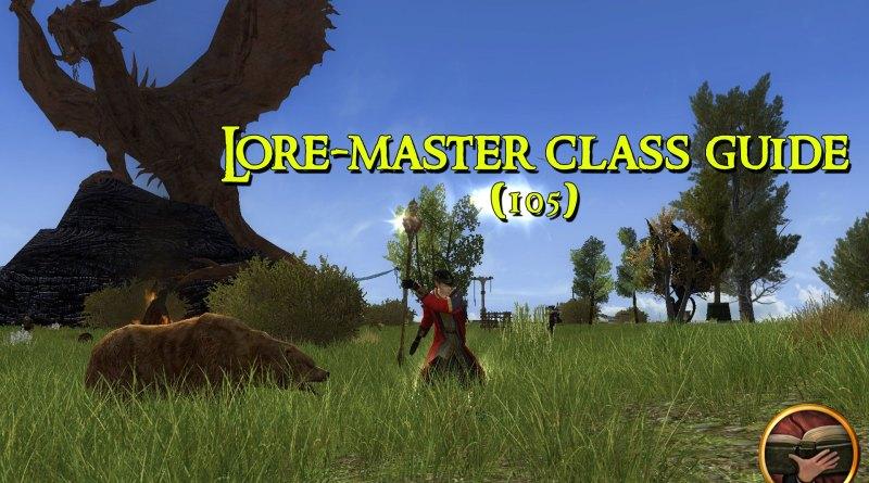 Lore-master Guide (105)
