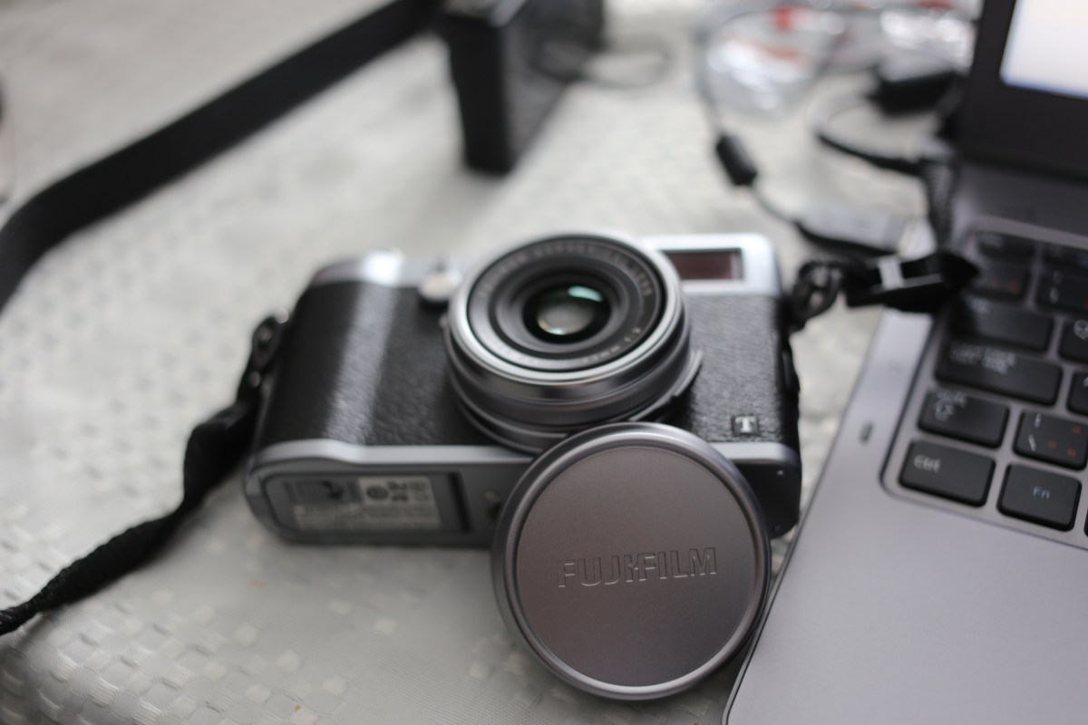 A Dad's Review of the FujiFilm x100T: Great Camera, Just Not Great With Kids