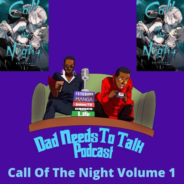 Manga Review Talk: Call of the Night Volume 1
