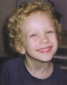 Liam smiling