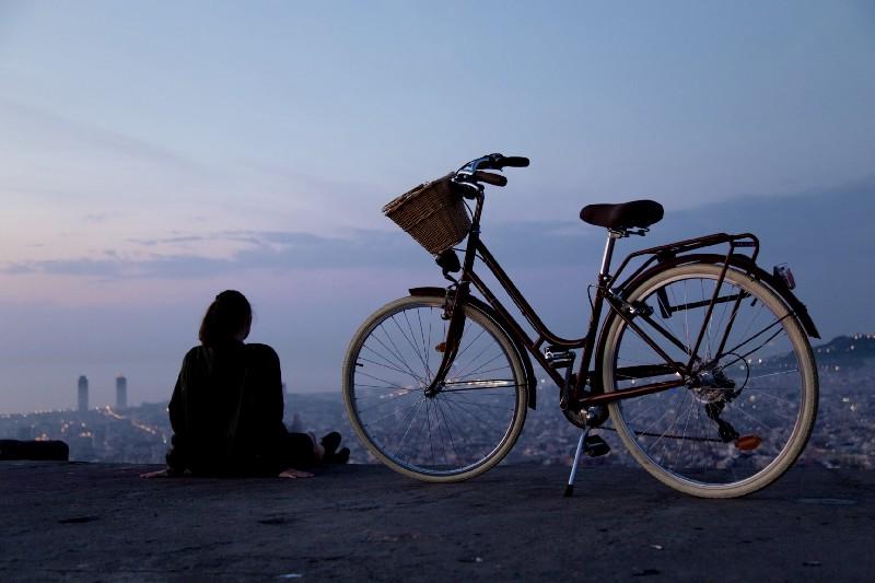 Mikroabenteuerurlaub mit dem Fahrrad