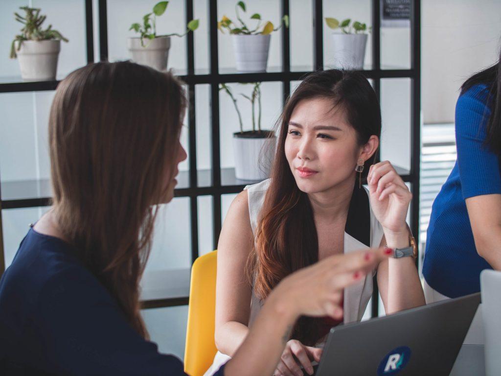 Geschäftsmodell Canvas Mitarbeiterkommunikation