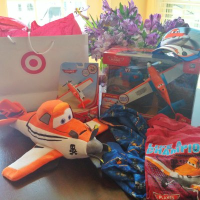 Disney 'Planes' Giveaway from Target!