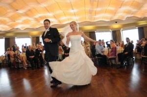 adrian and jen dancing at wedding