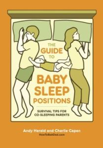 guide to baby sleep positions herald and capen
