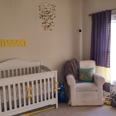 Decorating a Nursery using ETSY: These Entrepreneurs are on Fire.