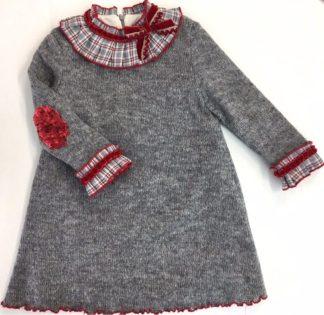 Vestido colección soldadito de plomo Lolittos