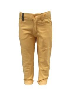 Tutto Piccolo pantalón amarillo colección Mochila