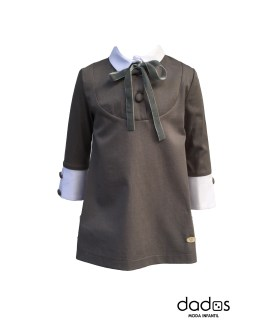 Eve Children vestido recto