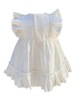 Marta y Paula colección Harmonía vestido bebé espalda