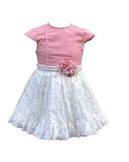 Lolittos colección trigal vestido