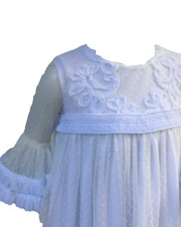Bamboline colección Nadina vestido tejido