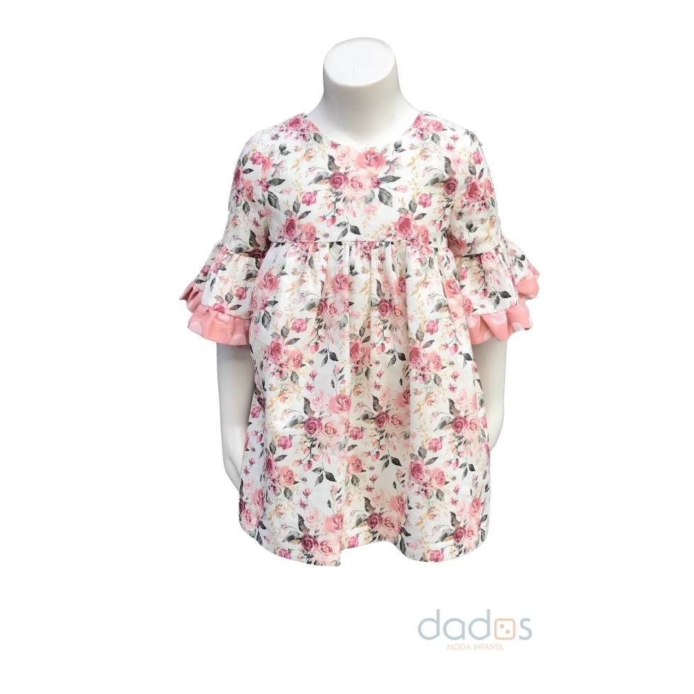 Para Sofía colección Natura vestido