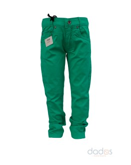 IDO pantalón largo verde
