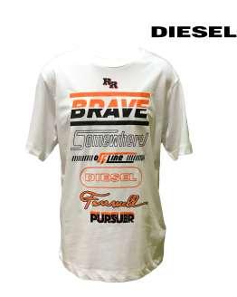 DIESEL camiseta brave